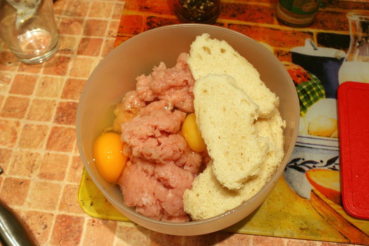 Фарш куриный рецепт как сделать