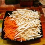 Морковка и сельдерей